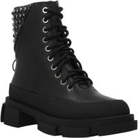 Chaussures Femme Bottines Alma En Pena V21481 Noir