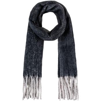 Accessoires textile Femme Echarpes / Etoles / Foulards Allée Du Foulard Echarpe Kalmar Bleu-Marine