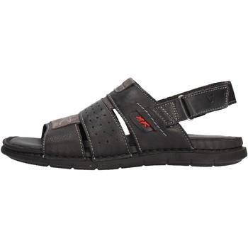 Chaussures Homme Sandales et Nu-pieds Valleverde - Sandalo nero 20831 NERO