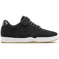 Chaussures Homme Chaussures de Skate Es ACCEL SLIM PLUS black Noir
