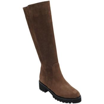 Chaussures Femme Boots Angela Calzature ANSANGC685marr marrone