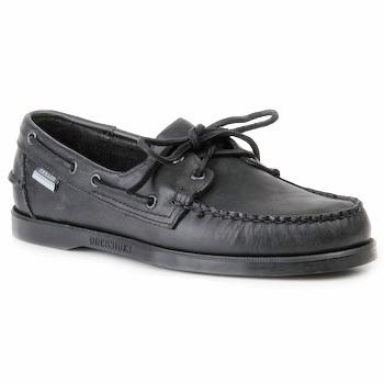 Chaussures Homme Chaussures bateau Sebago DOCKSIDES Noir