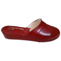 Chaussures Femme Sabots Original Milly PANTOUFLE DE CHAMBRE MILLY - 2200 ROUGE rouge