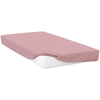 Maison & Déco Draps housse Belledorm Superking Rose pale