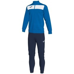 Vêtements Homme Sweats Joma Pantalon de survêtement  Academy Ii -royal-blanc Bleu