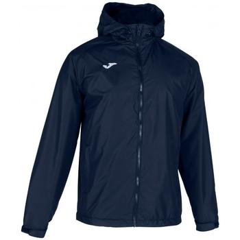 Vêtements Homme Coupes vent Joma Jacket Fleece Imperméable Intérieur Cervino Bleu Bleu