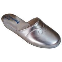 Chaussures Femme Sabots Original Milly PANTOUFLE DE CHAMBRE MILLY - 3200 ARGENT Argenté