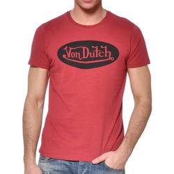 Vêtements Homme The Holy Beach Von Dutch VD/TSC/FRONT Rouge