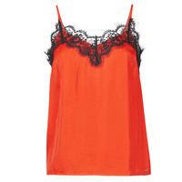 Vêtements Femme Débardeurs / T-shirts sans manche Les Petites Bombes AMY Orange