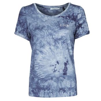 Vêtements Femme T-shirts manches courtes Les Petites Bombes BRISEIS Marine