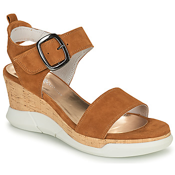 Chaussures Femme Sandales et Nu-pieds Philippe Morvan AMOR V1 Marron