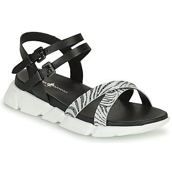 Chaussures Femme Sandales et Nu-pieds Philippe Morvan KERALA V1 Noir
