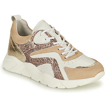 Chaussures Femme Baskets basses Philippe Morvan VOOX V1 Blanc / Beige