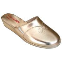 Chaussures Femme Sabots Original Milly PANTOUFLE DE CHAMBRE MILLY - 3200 OR Doré