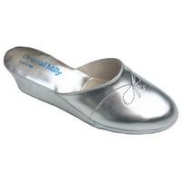 Chaussures Femme Sabots Original Milly PANTOUFLE DE CHAMBRE MILLY - 3000 ARGENT Argenté