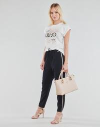 Vêtements Femme Pantalons fluides / Sarouels Liu Jo WA1111-T7982-93923 Marine