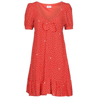 Vêtements Femme Robes courtes Liu Jo WA1339-T4768-T9684 Rouge