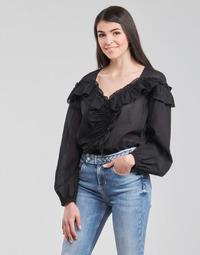 Vêtements Femme Tops / Blouses Liu Jo WA1084-T5976-22222 Noir