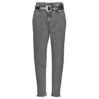 Vêtements Femme Jeans droit Liu Jo KENDY Gris