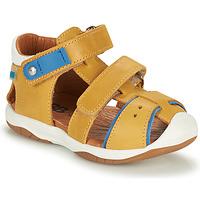 Chaussures Garçon Sandales et Nu-pieds GBB EUZAK Jaune