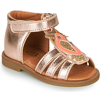 Chaussures Fille Comme Des Garcon GBB FRANIA Rose gold