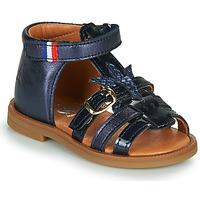 Chaussures Fille Sandales et Nu-pieds GBB PAULETTE Bleu