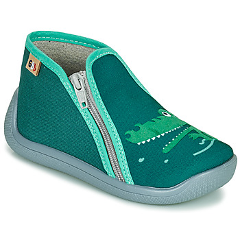 Chaussures Fille Chaussons GBB APOMO Vert
