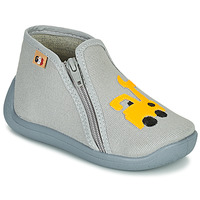 Chaussures Fille Chaussons GBB APOMO Gris
