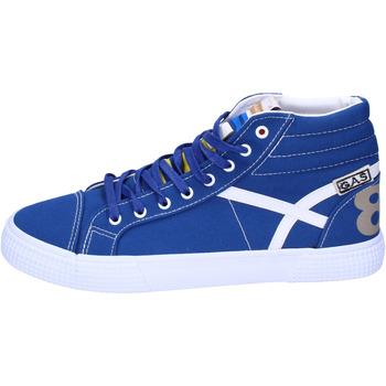 Chaussures Homme Baskets mode Gas BJ59 Bleu