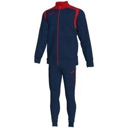 Vêtements Homme Ensembles de survêtement Joma Pantalon de survêtement  Championship V Blue Marine-Red Bleu