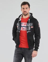 Vêtements Homme Sweats Geographical Norway GAFONT Noir