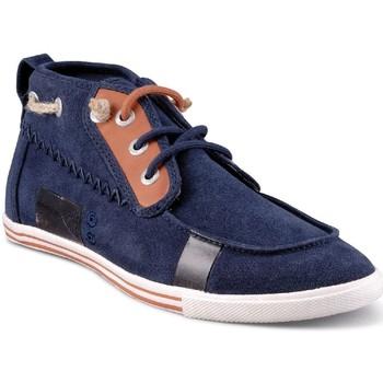 Chaussures Homme Baskets basses People'Swalk 54754BLEU BLEU MARINE Bleu