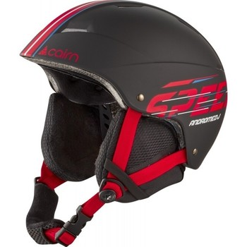 Accessoires Accessoires sport Cairn ANDROMED J  Casque de ski Junior - Black Red Speed RED SPEED