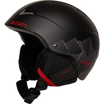 Accessoires Accessoires sport Cairn ANDROMED Casque de ski - Mat Black Relief BLACK RELIEF
