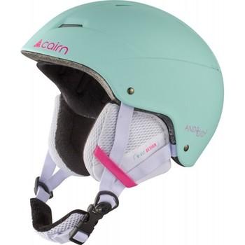 Accessoires Accessoires sport Cairn ANDROID J Casque de ski junior - Turquoise Neon pink TURQUOISE NEON PINK