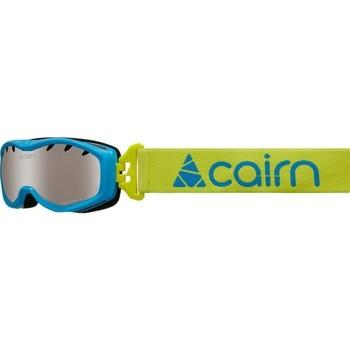 Montres & Bijoux Lunettes de soleil Cairn RUSH SPX3 Masque de ski Junior - Shiny Azure Lemon AZURE LEMON