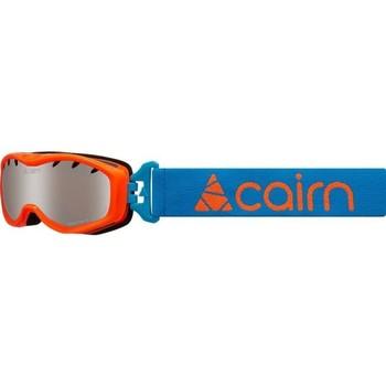 Montres & Bijoux Lunettes de soleil Cairn RUSH SPX3 Masque de ski Junior - Shiny Orange Azure ORANGE AZURE