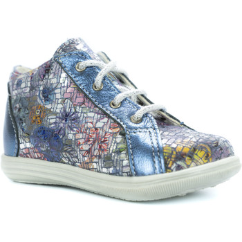 Chaussures Fille Baskets montantes Bopy Zacacia Marine