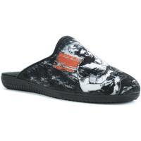 Chaussures Homme Claquettes Semelflex Loiret Anthracite
