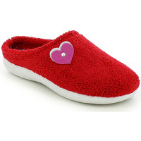 Chaussures Femme Mules Inblu BS000042.11_35 Rouge