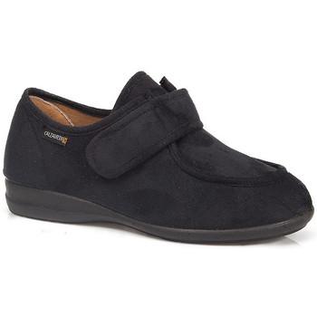 Chaussures Chaussons Calzamedi CHAUSSURES MOYENNES DOMESTIQUES ET / OU POSTOPÉRATOIRES 3081 NOIR