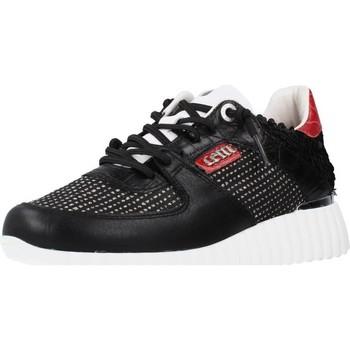 Chaussures Femme Baskets mode Cetti V20 C0C0 Noir