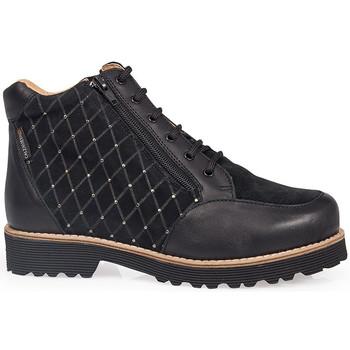 Chaussures Femme Boots Calzamedi CHAUSSURES À TALONS  0711 BLACK