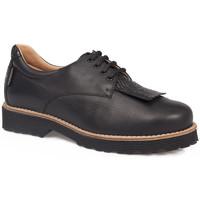 Chaussures Femme Derbies Calzamedi Chaussures  ADAPTABLE BLACK