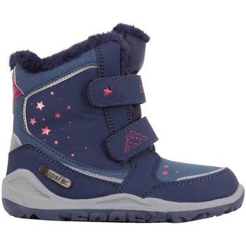 Chaussures Homme Bottes de neige Kappa Cui Tex Bleu marine, Rose