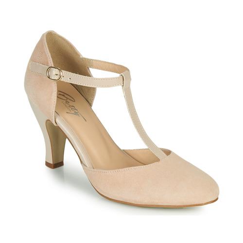 Chaussures Femme Escarpins Betty London EPINATE Rose