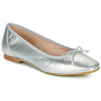 Chaussures Femme Ballerines / babies Betty London ONDINE Argenté