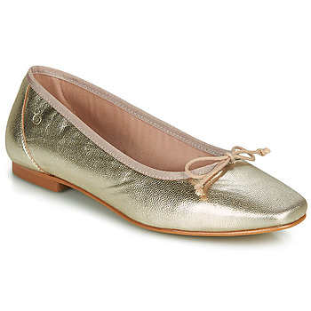Chaussures Femme Ballerines / babies Betty London ONDINE Dore