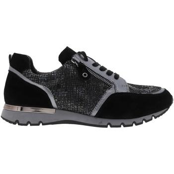 Chaussures Femme Baskets basses Caprice - chaussures femme NOIR GRIS