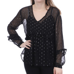 Vêtements Femme Tops / Blouses Jacqueline De Yong 15221110 Noir
